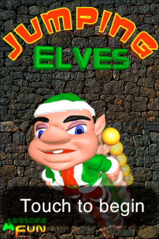 Screenshot Jumping Elves Free