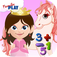 Princess Learns Preschool Math: Free Learning Activity for Kids Counting, Matching, Missing Number, Addition and More Math Games
